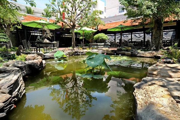 Cafe Trúc Lâm Viên Đà Nẵng