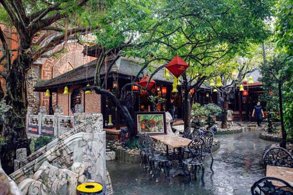 Cafe Không gian xưa Đà Nẵng