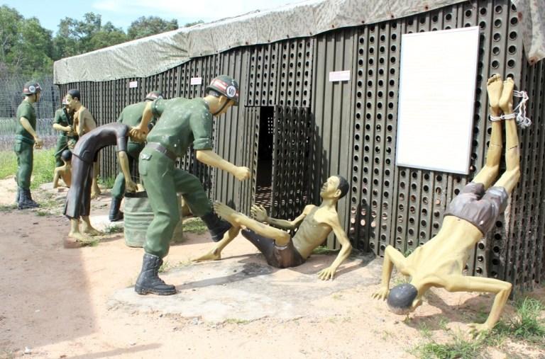 Một góc đáng sợ của nhà tù Phú Quốc