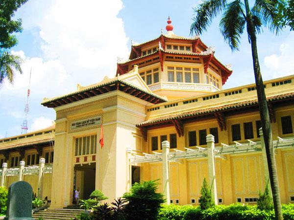 Bảo tàng lịch sử Việt Nam ở TP. Hồ Chí Minh