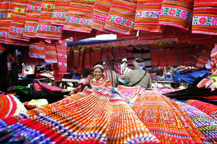 Sapa - chợ Bắc Hà 1 ngày